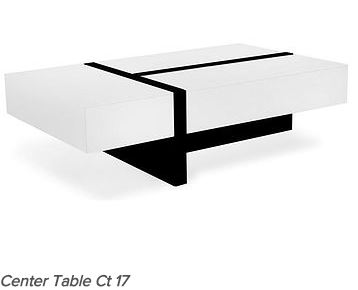 Glass Table Coffee Table.Center Table Ct 17