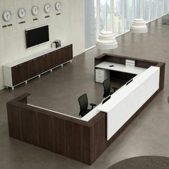 Reception counter, reception desk, office furniture Philippines
