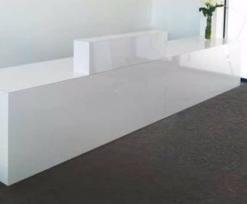 Reception desk, reception counter, office furniture philippines