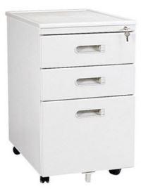 pedestal cabinet, mobile pedestal, pedestal drawer.