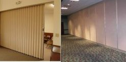 Accordion Doors and Operable Walls