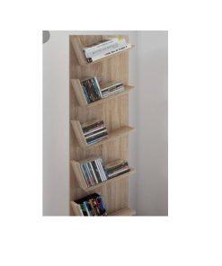 bookshelves, bookcase, modern bookshelves