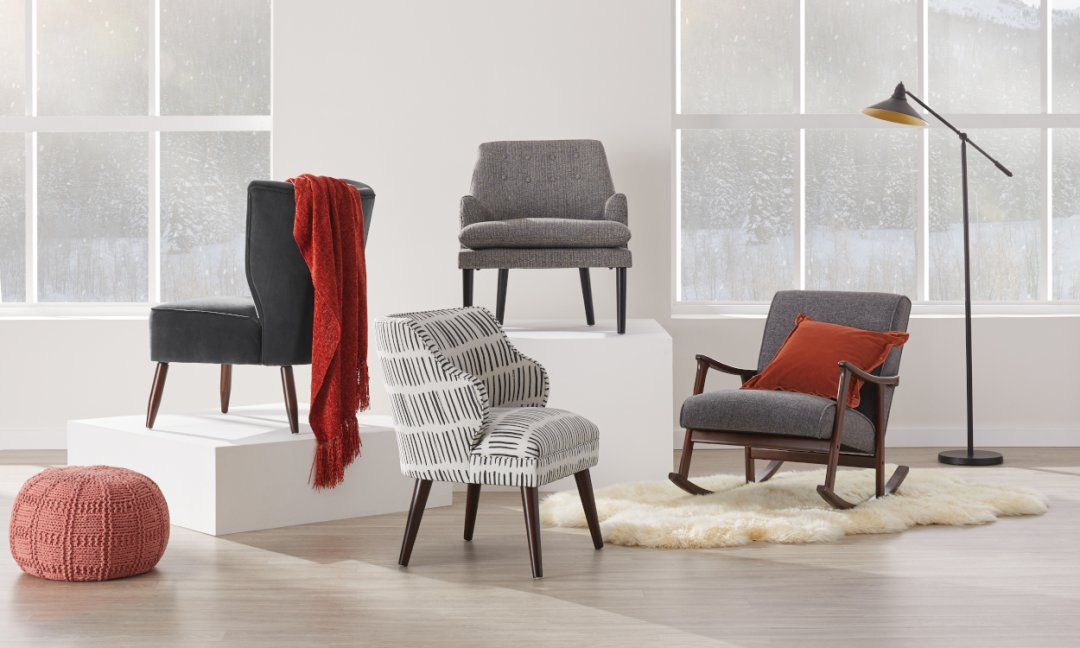accent chairs for home