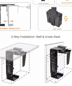 cpu tray for office table, can be delivered anywhere in the philippines