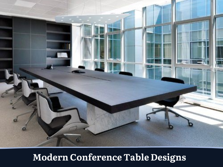 Modern Conference Table in Philippines